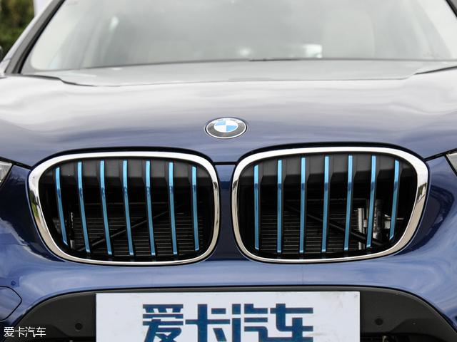华晨宝马2017款宝马X1混合动力