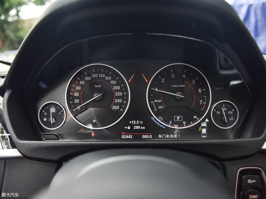 2017款宝马3系330Li M运动型