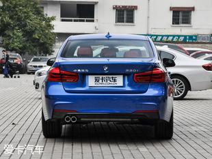 华晨宝马2017款宝马3系