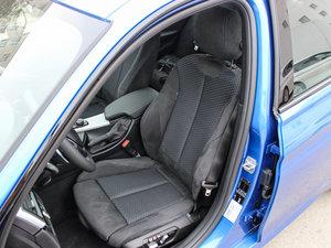 2017款320i M运动型 前排座椅