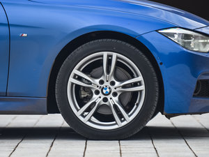 2017款330Li M运动型 轮胎