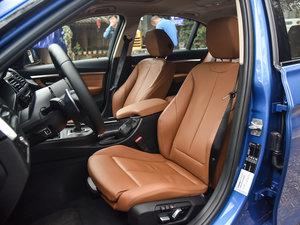 2017款330Li M运动型 前排座椅