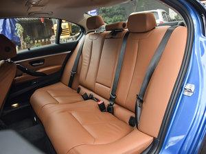 2017款330Li M运动型 后排座椅