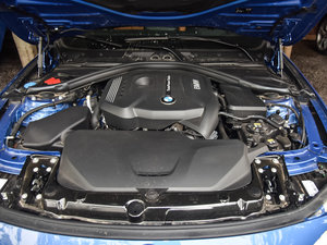 2017款330Li M运动型 发动机