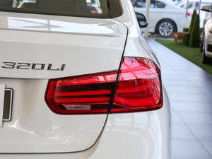 2017款320Li M运动型 尾灯