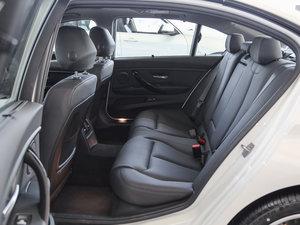 2017款320Li M运动型 后排空间
