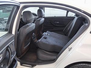 2017款320Li M运动型 后排座椅放倒