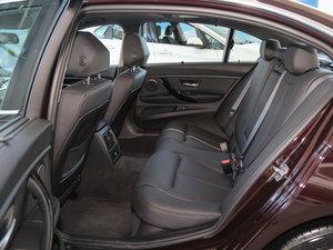 2017款320Li xDrive 时尚型 后排空间