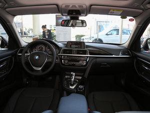2017款320Li xDrive 时尚型 全景内饰