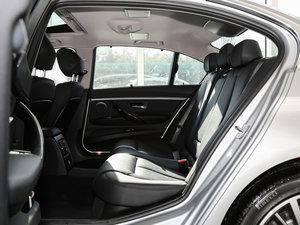 2017款320Li 豪华设计套装 后排空间