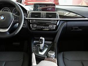 2017款320Li 豪华设计套装 中控台