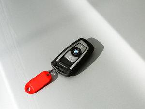 2017款320Li 豪华设计套装 钥匙