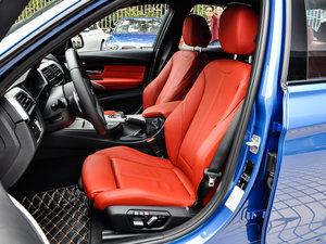 2017款330i M运动型 前排座椅