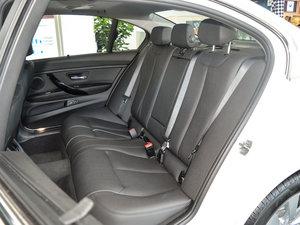 2017款318Li 时尚型 后排座椅