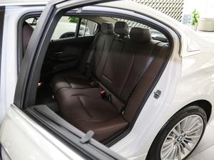 2017款320Li xDrive 时尚型 后排座椅