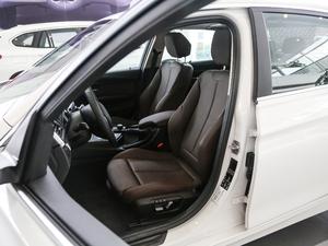 2017款320Li xDrive 时尚型 前排座椅