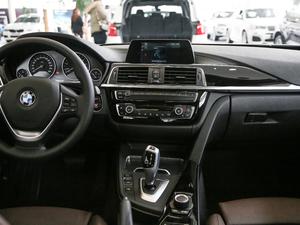 2017款320Li xDrive 时尚型 中控台