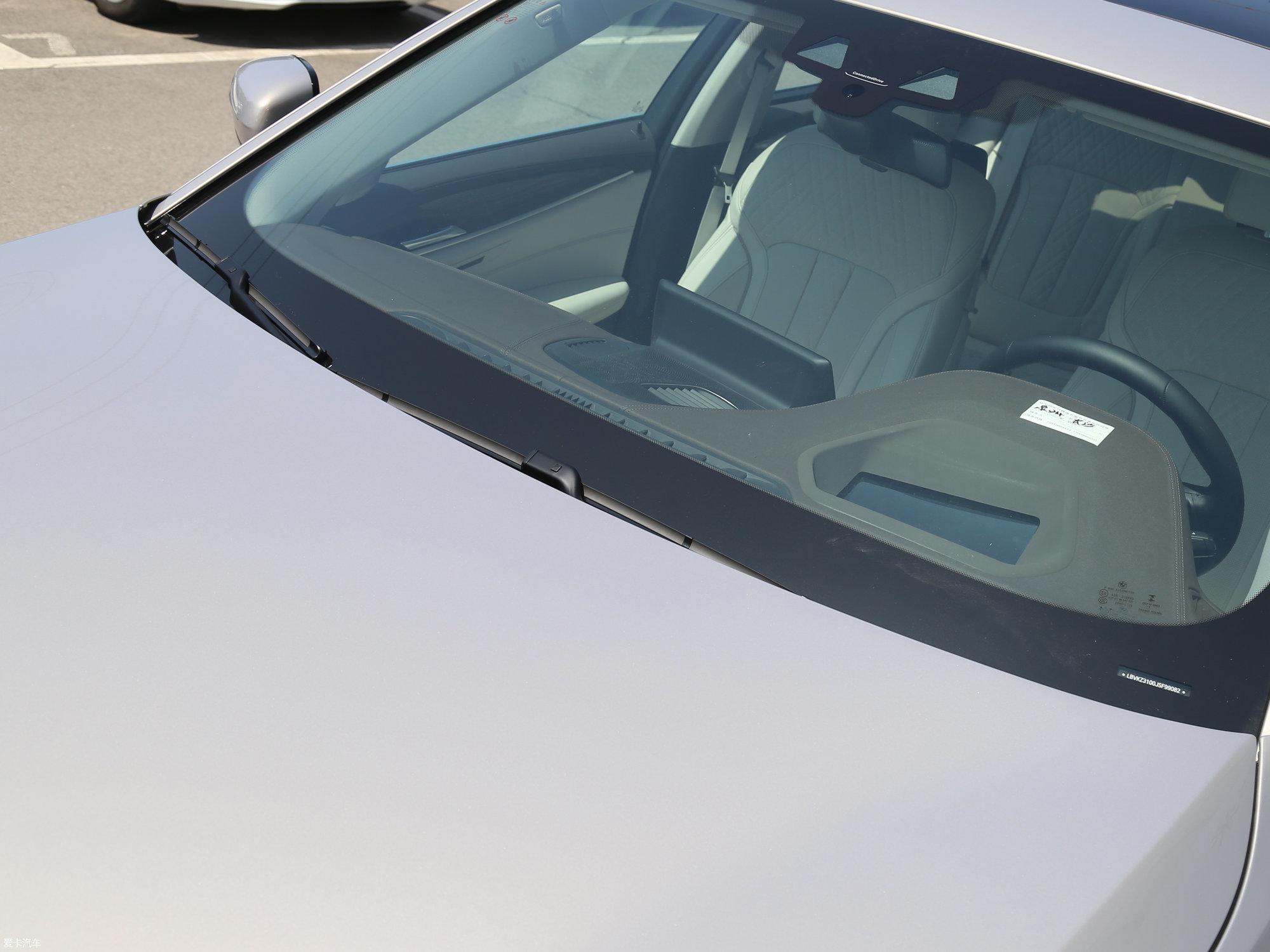 爱卡首页 汽车图片 宝马 宝马5系 2018款540li 行政型  2018款宝马5系图片