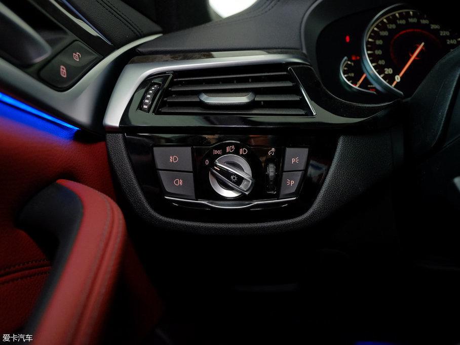 2018款宝马5系530li 尊享型 m运动套装图片