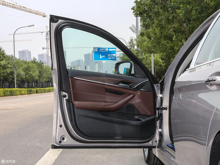 2018款宝马5系530li xdrive 豪华套装图片