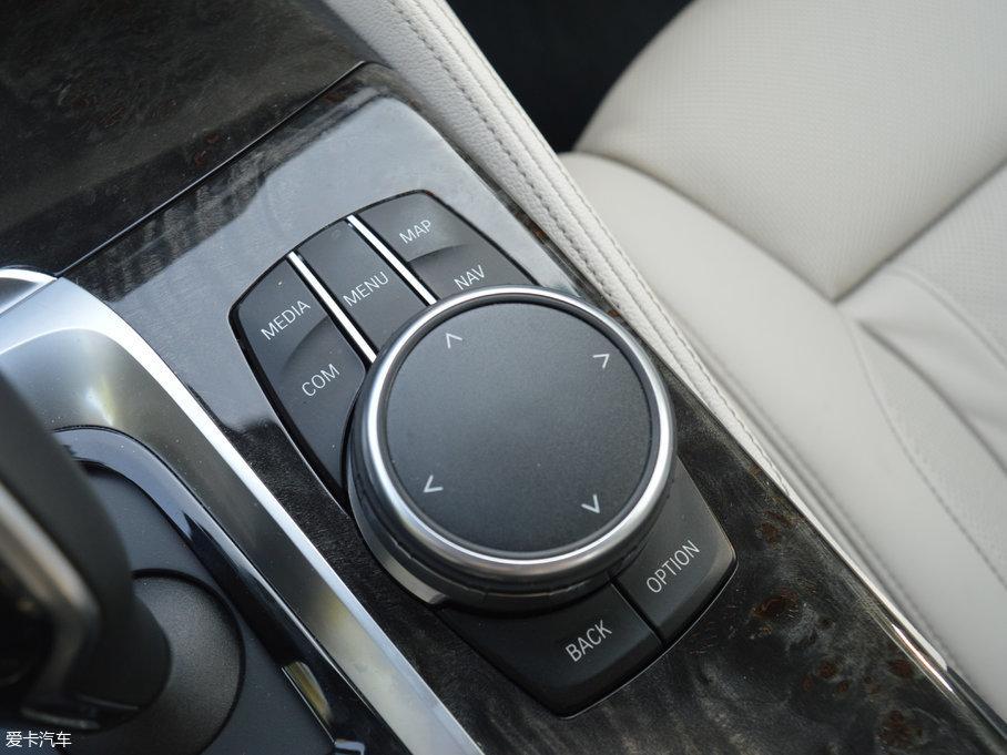 2018款宝马5系530li xdrive m运动套装图片