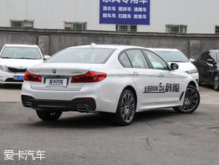 华晨宝马2018款宝马5系