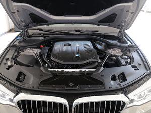 2018款540Li 行政型 发动机