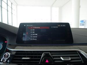 2018款530Li 领先型 M运动套装 中控台显示屏