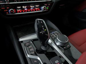 2018款530Li 领先型 M运动套装 变速挡杆
