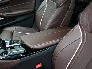 2018款530Li xDrive M运动套装 前排中央扶手