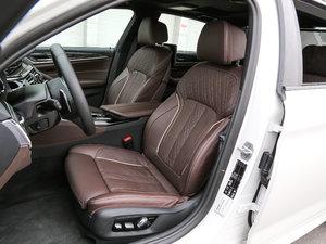2018款530Li xDrive M运动套装 前排座椅