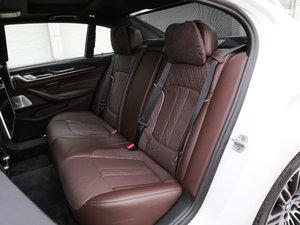 2018款530Li xDrive M运动套装 后排座椅