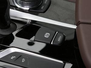 2018款530Li xDrive M运动套装 驻车制动器