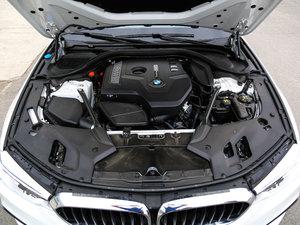 2018款530Li xDrive M运动套装 发动机