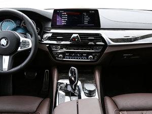 2018款530Li xDrive M运动套装 中控台
