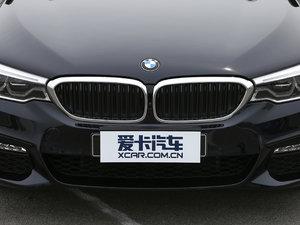 2018款530Li 领先型 M运动套装 中网