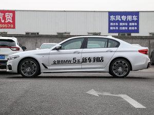 2018款530Li 领先型 M运动套装 纯侧