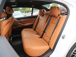 2018款530Li 领先型 M运动套装 后排座椅