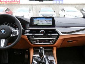 2018款530Li 领先型 M运动套装 中控台