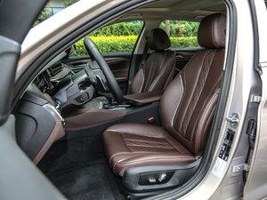 2018款530Li xDrive 豪华套装 前排座椅
