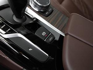 2018款530Li xDrive 豪华套装 驻车制动器