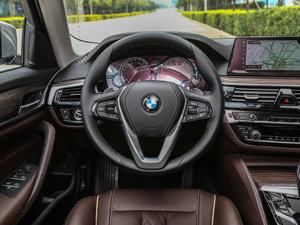 2018款530Li xDrive 豪华套装 方向盘