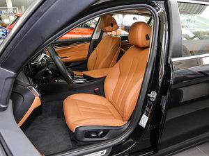 2018款528Li 上市特别版 前排座椅