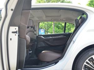 2018款530Li 尊享型 豪华套装 后排空间