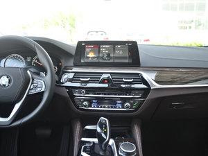 2018款530Li 尊享型 豪华套装 中控台