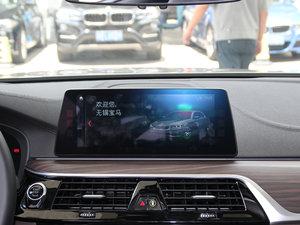 2018款540Li 行政型 中控台显示屏