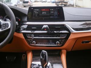 2018款530Li 尊享型 M运动套装 中控台