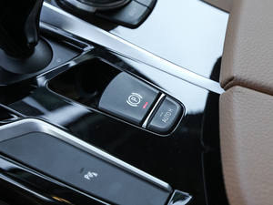 2018款528Li 上市特别版 驻车制动器