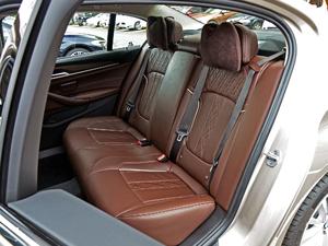 2018款530Li 领先型 豪华套装 后排座椅