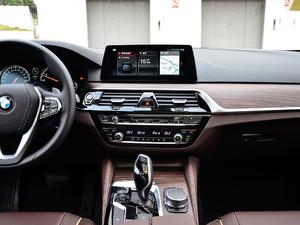 2018款530Li 领先型 豪华套装 中控台